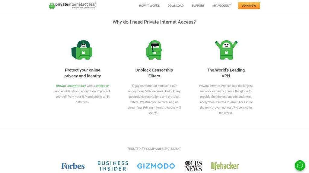 PIA VPN Reviews