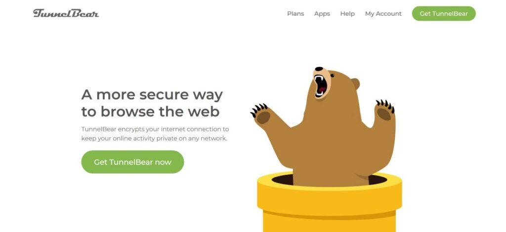 Tunnel Bear VPN Review