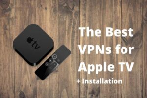 vpns apple TV