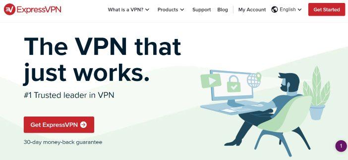 best vpns for brave browser - expressvpn